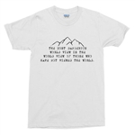 Alexander Von Humboldt 'Worldview' Quote T-Shirt - , Hike, Nature, Travel, Various Colours, Tshirt Top, Mountains, Hiking, Outdoors, Hipster, Hippie