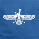 Zoroastrianism T-Shirt - Religion, Symbol, Various Sizes/Colours,