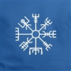 Icelandic Symbol 'Helm Of Terror' T-shirt - magical staves, Various Colours, Travel, Mystical, Logo, Viking, Iceland, Nordic