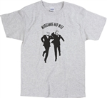 Morecambe And Wise T-shirt - Christmas Comedy, All Sizes/Colours