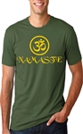 Namaste T-shirt - Yoga, Symbol, Hindu, Buddhist, All Sizes/Colours