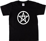 Pentagram T-Shirt - Magic, Gothic, Ouija, Pagan, Various Sizes
