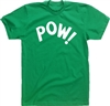 POW! T-shirt As Worn By Keith Moon, The Who, All Sizes/Colours