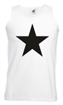 Star Vest - Glam, Retro, 70's, Various Sizes & Colours