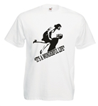 It's A Wonderful Life T-shirt - Xmas Classic Movie, All Sizes, Various Colours