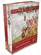 Warlord Games - SPQR Gaul Skyclad warriors