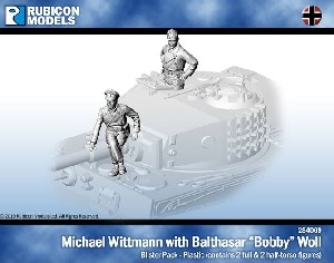 Rubicon Models - German Michael Wittmann & Balthasar Woll