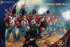 Perry Miniatures - British Napoleonic Line Infantry 1808-1815 TWO BOXES
