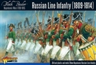 Warlord Games - Napoleonic Russian Line Infantry 1809-1815 TWO BOXES