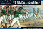 Warlord Games - Late War Russian Napoleonic Infantry 1812 - 1815 TWO BOXES