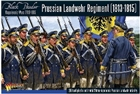 Warlord Games - Prussian Landwehr Regiment 1813-15