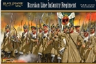 Warlord Games - Crimean War Russian Line Infantry