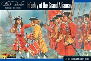Warlord Games - Infantry of the Grand Alliance