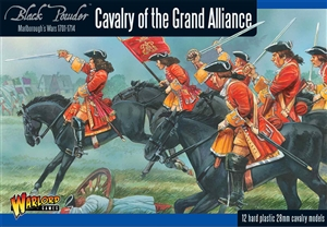 Warlord Games - Cavalry of the Grand Alliance