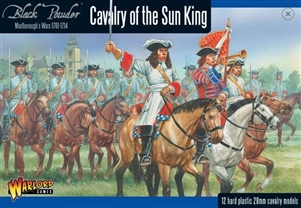 Warlord Games - Cavalry of the Sun King