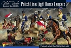 Warlord Games - Napoleonic Polish Line Light Lancers