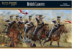 Warlord Games - Crimean War British Lancers