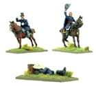 Warlord Games - Wellington and Picton at Waterloo