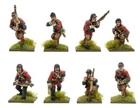 Warlord Games  - French Indian War : British Light Infantry
