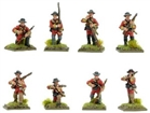 Warlord Games  - French Indian War : British Regulars on Campaign