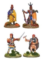 Warlord Games  - Indian Characters