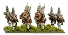 Warlord Games  - French Indian War : British Grenadiers