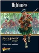 Warlord Games  - French Indian War : Highlanders