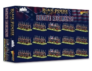 Warlord Games - Epic Battles: ACW Zouaves Regiments PREORDER