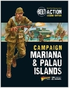 Warlord Games - Bolt Action - Mariana & Palau Islands Campaign book