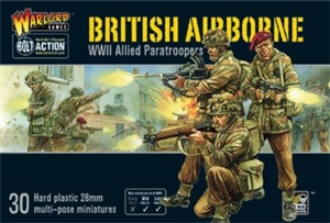 Bolt Action - British Airborne WWII Allied Paratroopers Box Set