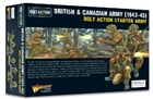 Bolt Action - British & Canadian (1943-45) Starter Army