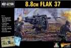 Bolt Action - German 8.8cm Flak 37 (88mm) Anti-tank gun