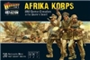 Bolt Action - German Afrika Korps Plastic