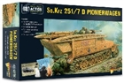 Bolt Action - German Sd.Kfz 251/7 D Pionierwagen