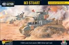 Bolt Action - M3 Stuart Plastic Kit