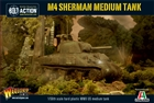 Bolt Action - Plastic M4 Sherman medium tank