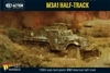 Bolt Action - US M3A1 Half-track plastic boxed set