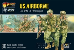Bolt Action - US Airborne (Plastic) Box