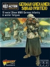 Bolt Action - German Grenadiers In Winter Clothing