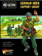 Bolt Action - German Heer Support Group box