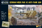 Bolt Action - German Heer PaK 43 Anti-tank gun