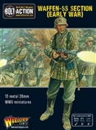 Bolt Action - German Early War Waffen SS Squad