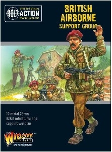 Bolt Action - British Airborne Support Group