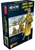 Bolt Action - Soviet Army Support Group (Winter)