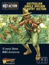 Bolt Action - Australian Jungle Division Infantry Section Pacific Box