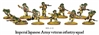 Bolt Action - Imperial Japanese Army veteran infantry squad