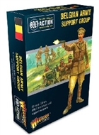 Bolt Action - Belgian Army Support Group