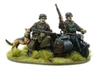 Bolt Action - German Feldgendarmes Motorcycle Team