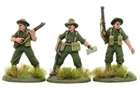 Bolt Action - Australian Officer team Pacific