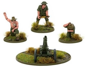 Bolt Action - Australian 75mm pack howitzer (Pacific)